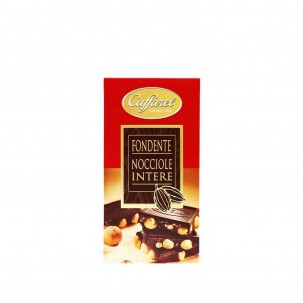 Dark Chocolate Hazelnut Bar 5 oz
