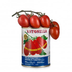 Whole Peeled Tomatoes 14 oz
