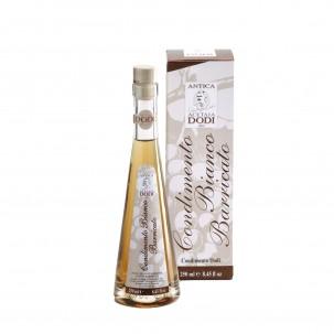 White Balsamic Vinegar Condiment 8.45 oz