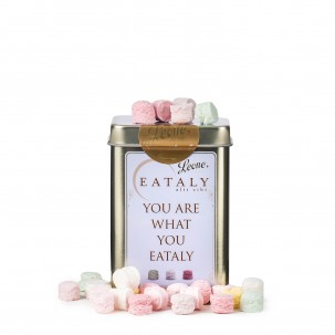 Eataly Mint Candies Tin 1.5 oz