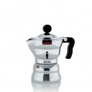 Moka Alessi Espresso Coffee Maker - 1 Cup