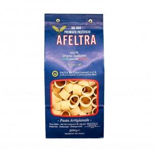100% Italian Grain Calamari Pasta 17.6 oz - Afeltra