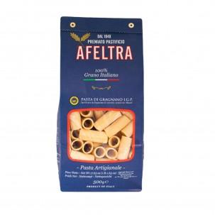 100% Italian Grain Rigatoni 17.6 oz - Afeltra