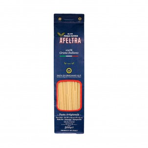 100% Italian Grain Linguine 17.6 oz - Afeltra