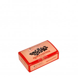 Black Licorice in Red Box