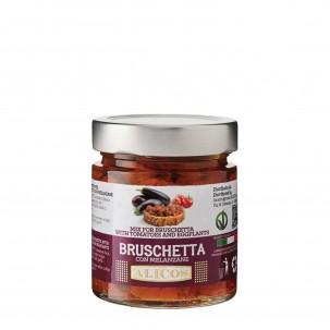 Eggplant Bruschetta Sauce