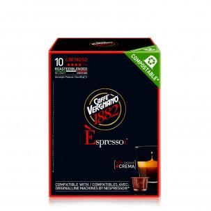 Espresso Cremoso Compostable Capsules