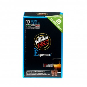 Espresso Decaf Compostable Capsules