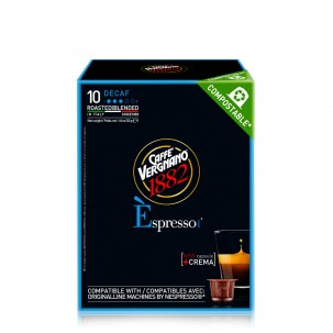 Espresso Decaf Compostable Capsules