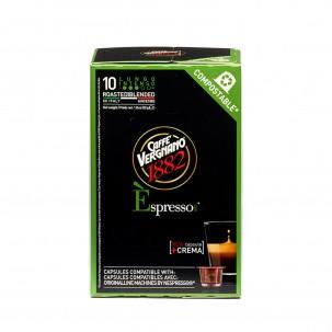 Espresso Lungo Compostable Capsules
