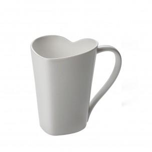 To - White Mug