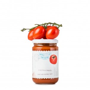Tomato and Vegetable Sauce 10.6 oz