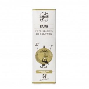 Modica Chocolate with White Pepper 1.76 oz