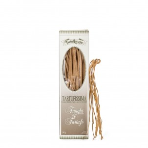 Tartufissima Tagliatelle Pasta with Porcini Mushrooms and Truffles 8.8 oz
