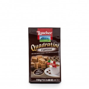 Espresso Quadratini 3.9 oz
