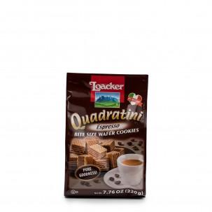 Espresso Quadratini 7.8 oz