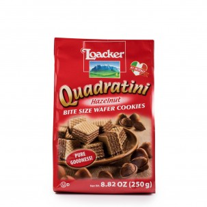 Hazelnut Quadratini 8.8 oz