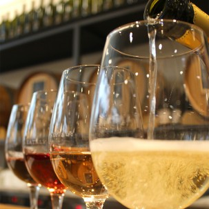 Sip & Savor: Blind Wine Tasting - North vs. South of Italy
