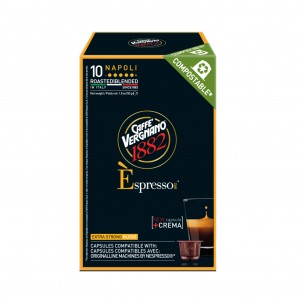 Espresso Napoli Compostable Capsules