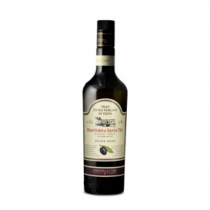 Black Olives Extra Virgin Olive Oil 16.9 oz