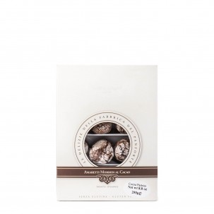 Soft Amaretti Cookies with Chocolate 8.8