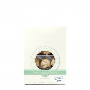 Soft Amaretti Cookies with Almonds 8.8 oz