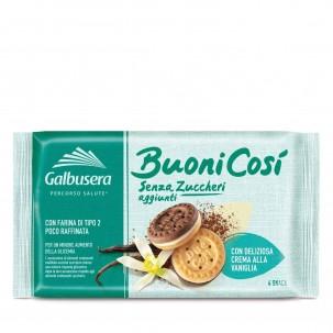 Buoni Così Vanilla Cream Cookies 5.6 oz - Galbusera | Eataly.com