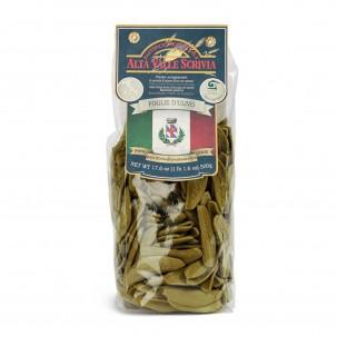 Foglie D'Ulivo Spinach Pasta 17.6 oz - Alta Valle Scrivia