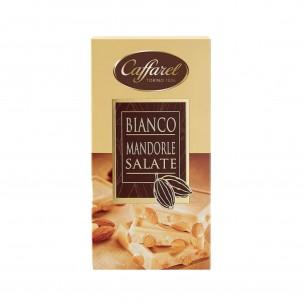 Salted Almond White Chocolate 5 oz