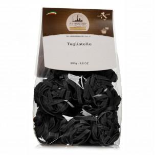 Tagliatelle Pasta with Cuttlefish Ink 8.8 oz