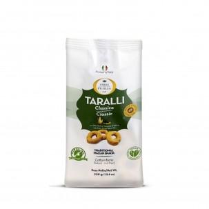 Classic Tarallini Crackers 8.1 oz - Terre di Puglia | Eataly.com