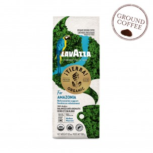 Organic ¡Tierra! Amazonia Ground Coffee 10.5 oz - Lavazza | Eataly.com