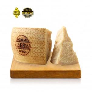Grana Padano DOP Riserva 20+ Month 0.5 lb