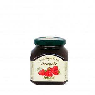 """""""Extra"""" Strawberry Jam 12.3 oz"""