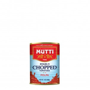 Finely Chopped Tomatoes 14 oz