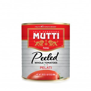 Pomodori Pelati Tomatoes 28 oz - Mutti | Eataly.com