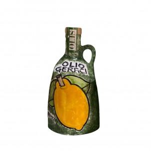 Extra Virgin Olive Oil in Ceramic Bottle 8.45 oz
