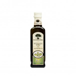 Basil Infused Extra Virgin Olive Oil 8.45 oz