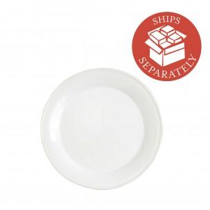 Chroma White Dinner Plate - Vietri | Eataly.com