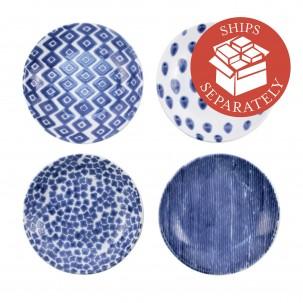 Santorini Assorted Pasta Bowls - Set of 4 - Vietri | Eataly.com