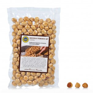 Toasted Hazelnuts 7 oz