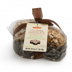 Chocolate Colomba 26 oz