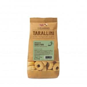 Cacio e Pepe Tarallini Crackers 8.8 oz
