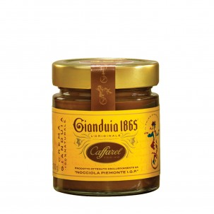 Crema Gianduia Fondente Spread 7 oz