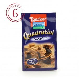 Chocolate Quadratini 4.4 oz - Case of 6