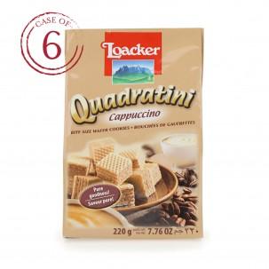 Cappuccino Quadratini 7.7 oz - Case of 6