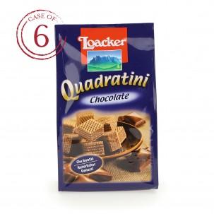Chocolate Quadratini 8.8 oz - Case of 6