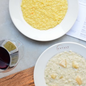The Art of Summer Risotto