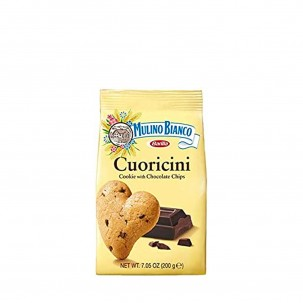 Cuoricini Cookies 7.05 oz