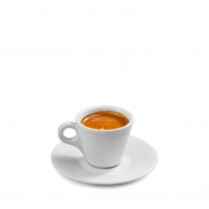 Espresso Cup and Saucer - Set of Two